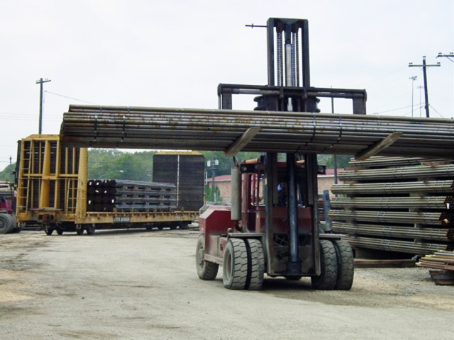 Photo Courtesy Texas Steel Conversion