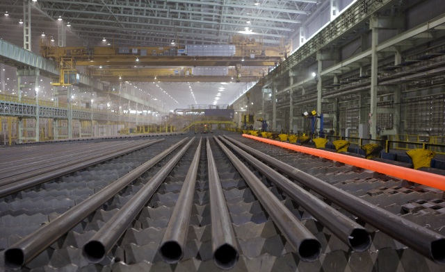 Tubes manufacturing plant - Youngstown - Ohio - USA